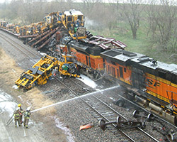 Railroad Accidents